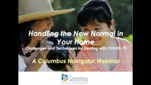 Handling the New Normal in Your Home